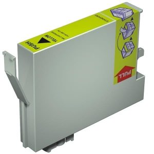 Compatible Epson T0634 Yellow ink cartridge - 380 pages