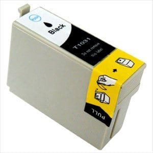 Compatible Epson 103 Black ink cartridge - 995 pages