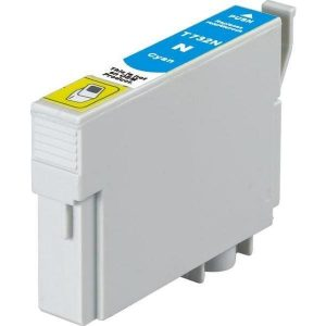 Compatible Epson 73N (T1052) Cyan ink cartridge - 310 pages