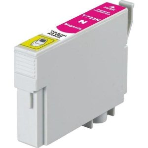Compatible Epson 73N (T1053) Magenta ink cartridge - 310 pages