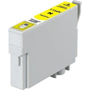 Compatible Epson 73N (T1054) Yellow ink cartridge - 310 pages