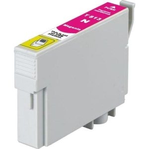 Compatible Epson 81N (T1113) Magenta High Yield ink cartridge - 855 pages