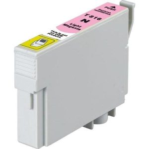Compatible Epson 81N (T1116) Light Magenta High Yield ink cartridge - 855 pages