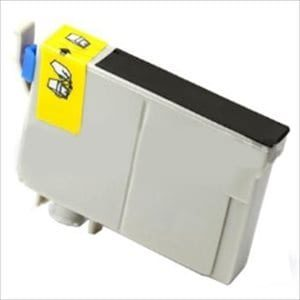 Compatible Epson 138 Black High Yield ink cartridge - 380 pages