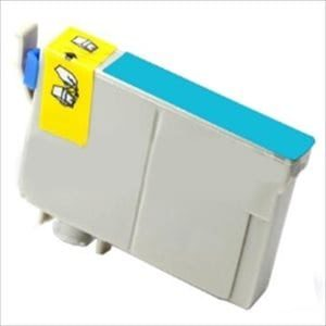Compatible Epson 138 Cyan High Yield ink cartridge - 420 pages