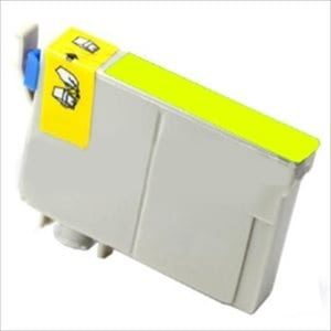 Compatible Epson 138 Yellow High Yield ink cartridge - 420 pages