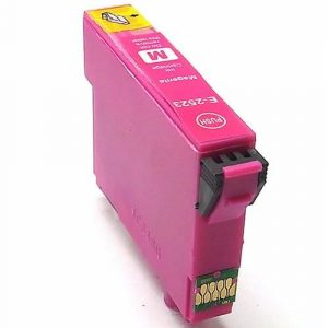 Compatible Epson 252XL Magenta ink cartridge - 1,100 pages