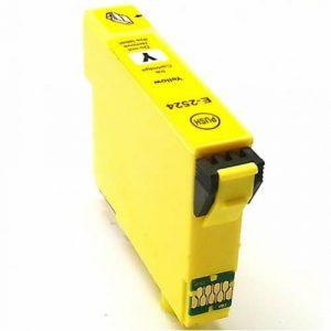 Compatible Epson 252XL Yellow ink cartridge - 1,100 pages