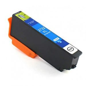 Compatible Epson 273XL Cyan ink cartridge - 650 pages