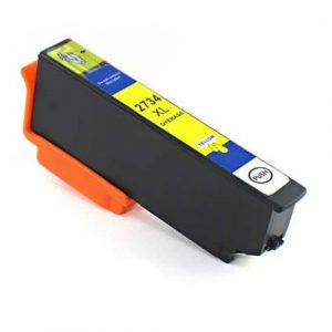 Compatible Epson 273XL Yellow ink cartridge - 650 pages