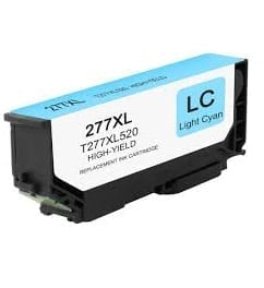 Compatible Epson 277XL Light Cyan ink cartridge - 740 pages