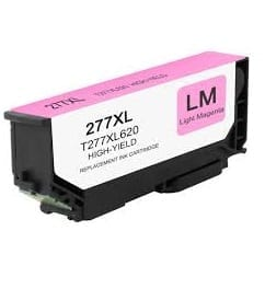 Compatible Epson 277XL Light Magenta ink cartridge - 740 pages
