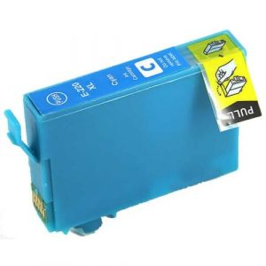 Compatible Epson 220XL Cyan ink cartridge - 450 pages