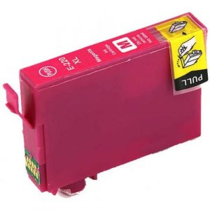 Compatible Epson 220XL Magenta ink cartridge - 450 pages