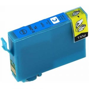 Compatible Epson 29XL (T2992) Cyan ink cartridge - 450 pages