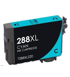 Compatible Epson 288XL Cyan ink cartridge - 450 pages