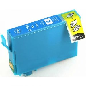 Compatible Epson 702XL Cyan ink cartridge - 950 pages