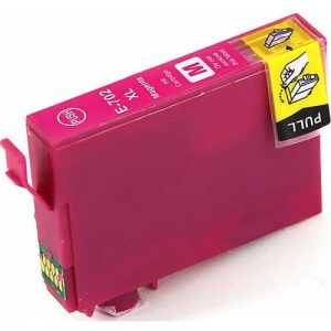 Compatible Epson 702XL Magenta ink cartridge - 950 pages
