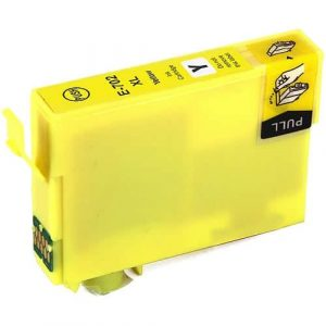 Compatible Epson 702XL Yellow ink cartridge - 950 pages