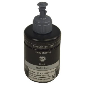 Compatible Epson T774 EcoTank Black High Yield ink bottle - 140ml