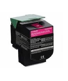 Remanufactured Lexmark C236HM0 Magenta toner cartridge 2,300 pages