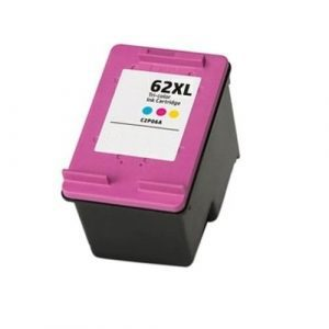 Compatible HP 62XL (C2P07AA) Colour High Yield ink cartridge - 415 pages