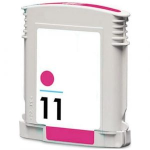 Compatible HP 11 (C4837AA) Magenta ink cartridge - 1,830 pages