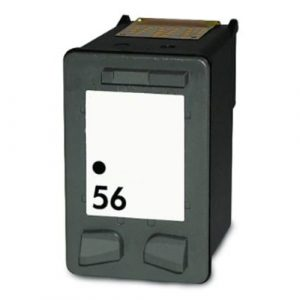 Compatible HP 56 (C6656AA) Black ink cartridge - 450 pages