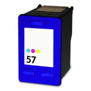 Compatible HP 57 (C6657AA) colour ink cartridge - 400 pages