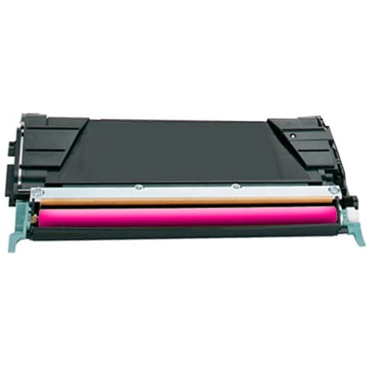 Compatible Lexmark C734A1MG (C734) Magenta toner cartridge - 5,000 pages