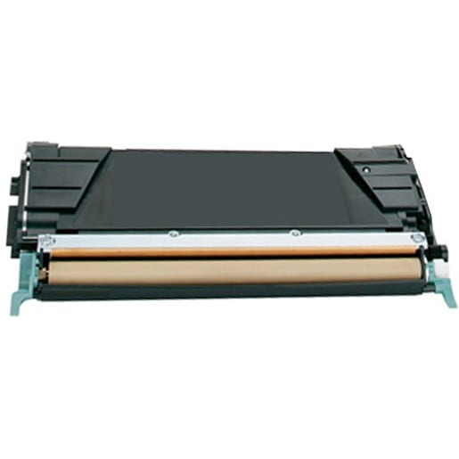 Compatible Lexmark C734A1CG (C734) Yellow toner cartridge - 5,000 pages