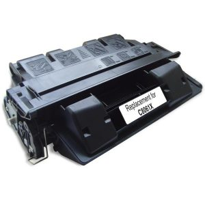 Compatible HP 61X (C8061X) High Yield toner cartridge - 10,000 pages