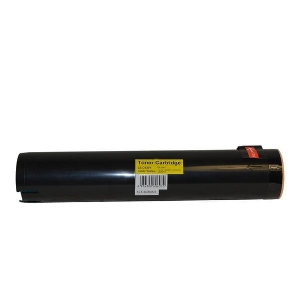 Compatible Lexmark C930H2YG (C935) Yellow toner cartridge - 16,000 pages