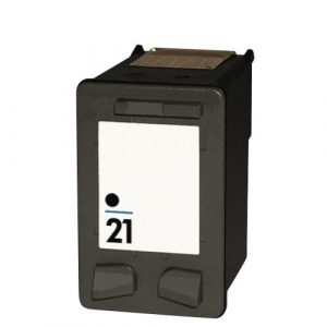 Compatible HP 21 (C9351AA) Black ink cartridge - 185 pages