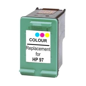 Compatible HP 97 (C9363WA) Colour ink cartridge - 450 pages
