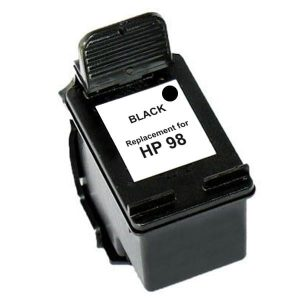 Compatible HP 98 (C9364WA) Black ink cartridge - 400 pages
