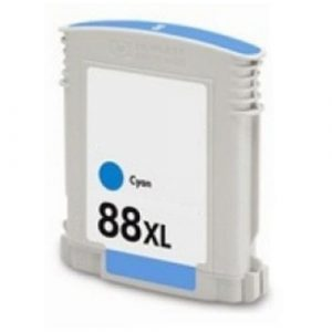 Compatible HP 88 (C9391A) Cyan ink cartridge - 1,700 pages