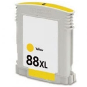 Compatible HP 88 (C9393A) Yellow ink cartridge - 1,700 pages