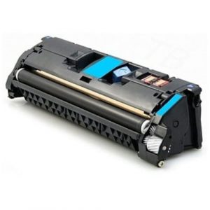 Compatible HP 121A (C9701A) Cyan toner cartridge - 4,000 pages