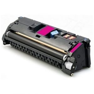 Compatible HP 121A (C9703A) Magenta toner cartridge - 4,000 pages