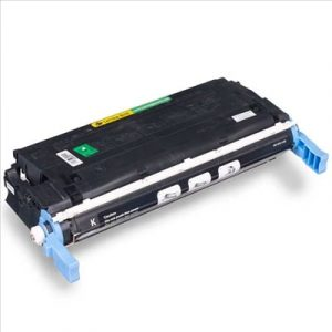 Compatible HP 641A (C9720A) Black toner cartridge - 9,000 pages