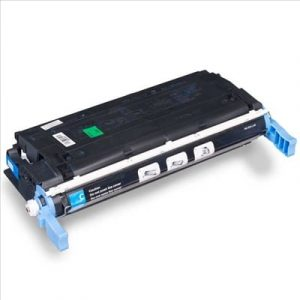 Compatible HP 641A (C9721A) Cyan toner cartridge - 8,000 pages