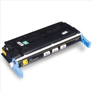 Compatible HP 641A (C9722A) Yellow toner cartridge - 8,000 pages