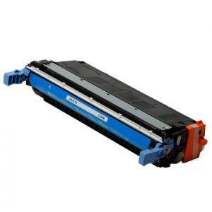 Compatible HP 645A (C9731A) Cyan toner cartridge - 12,000 pages