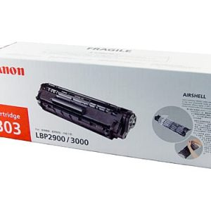 Genuine Canon CART-303 toner cartridge - 2,000 pages