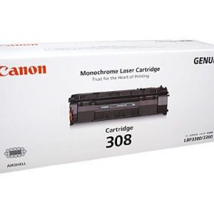 Genuine Canon CART-308 toner cartridge - 2,500 pages