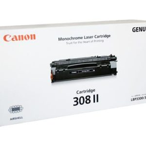 Genuine Canon CART-308II High Yield toner cartridge - 6,000 pages
