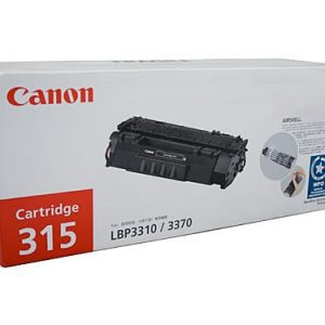 Genuine Canon CART-315 toner cartridge - 3,000 pages