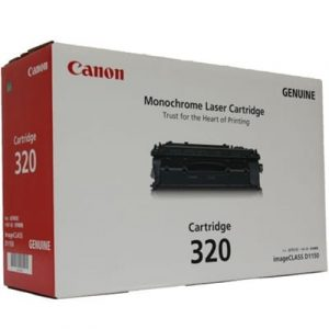 Genuine Canon CART-320 toner cartridge - 5,000 pages