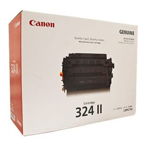 Genuine Canon CART-324II High Yield toner cartridge - 12,500 pages